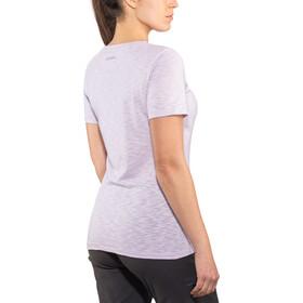 Schöffel Verviers2 Camiseta Mujer, pastel purplec